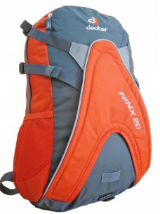 Deuter Winx 20 4904 granite-papaya