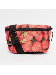 Mi-Pac Bum Bag Strawberries Red