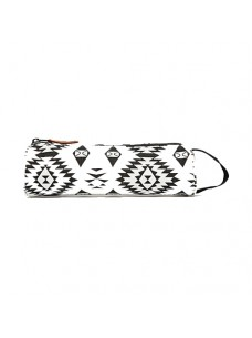 Mi-Pac Pencil Case Native Black-White