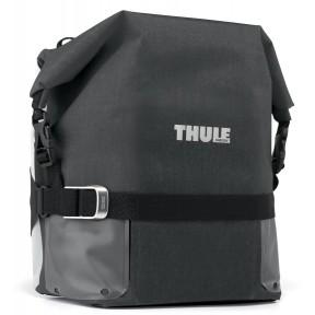 велосипедная сумка thule pack 'n pedal small adventure touring pannier (black)