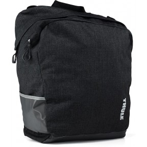thule велосипедная сумка thule pack 'n pedal tote (black)