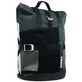 thule велосипедная сумка thule pack 'n pedal commuter pannier (black)