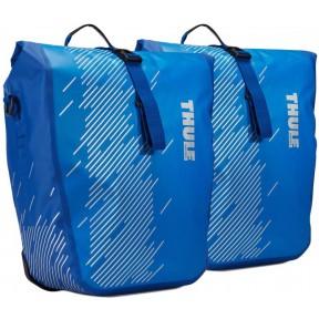 thule велосипедные сумки thule shield pannier large (cobalt)