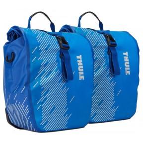 thule велосипедные сумки thule shield pannier small (cobalt)