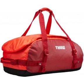thule спортивная сумка thule chasm 40l (roarange)