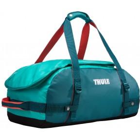 thule спортивная сумка thule chasm 40l (bluegrass)