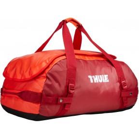 thule спортивная сумка thule chasm 70l (roarange)