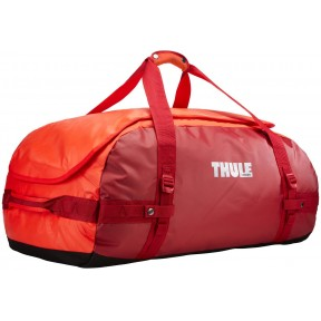 thule спортивная сумка thule chasm 90l (roarange)