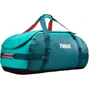 thule спортивная сумка thule chasm 90l (bluegrass)