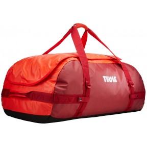 thule спортивная сумка thule chasm 130l (roarange)