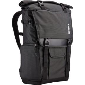 thule рюкзак thule covert dslr rolltop backpack