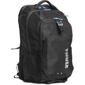 thule рюкзак thule crossover 32l backpack (black)