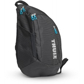 thule рюкзак на одной лямке thule crossover sling pack (black)