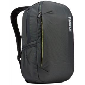 thule рюкзак thule subterra backpack 23l (dark shadow)