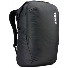 thule рюкзак thule subterra travel backpack 34l (dark shadow)