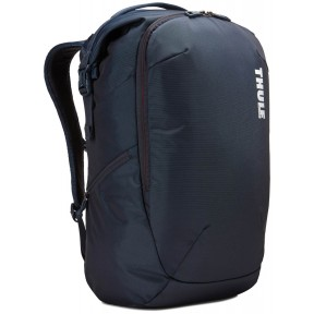 thule рюкзак thule subterra travel backpack 34l (mineral)