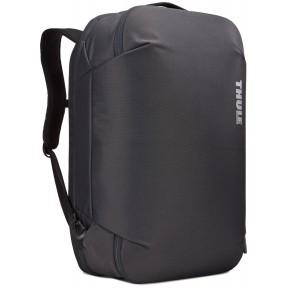 thule рюкзак-наплечная сумка thule subterra convertible carry-on (dark shadow)