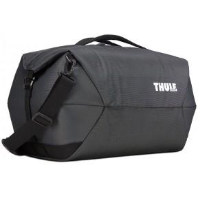 thule дорожная сумка thule subterra weekender duffel 45l (dark shadow)