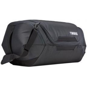 thule дорожная сумка thule subterra weekender duffel 60l (dark shadow)