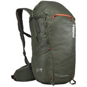 thule рюкзак thule stir 28l men's (dark forest)