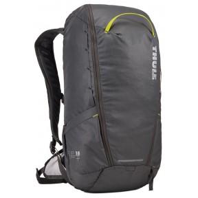 thule рюкзак thule stir 18l (dark shadow)
