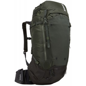 thule туристический рюкзак thule versant 70l men's (dark forest)