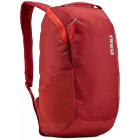 thule рюкзак thule enroute backpack 14l (red feather)