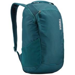 thule рюкзак thule enroute backpack 14l (teal)