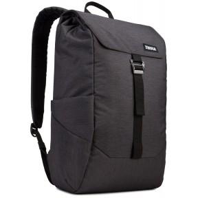 thule рюкзак thule lithos 16l backpack (black)