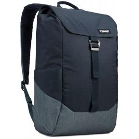 thule рюкзак thule lithos 16l backpack (carbon blue)