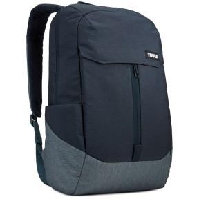 thule рюкзак thule lithos 20l backpack (carbon blue)