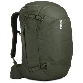 thule туристический рюкзак thule landmark 40l (dark forest)