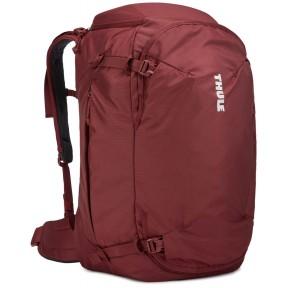thule туристический рюкзак thule landmark 40l women's (dark bordeaux)