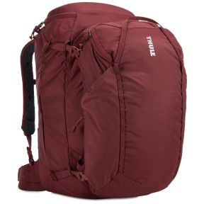 thule туристический рюкзак thule landmark 60l women's (dark bordeaux)