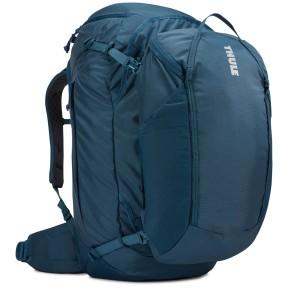 thule туристический рюкзак thule landmark 70l women's (majolica blue)
