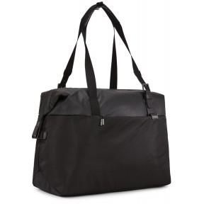 thule наплечная сумка thule spira weekender 37l (black)
