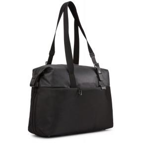 thule наплечная сумка thule spira horizontal tote (black)