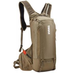 thule рюкзак-гидратор thule rail 12l (covert)