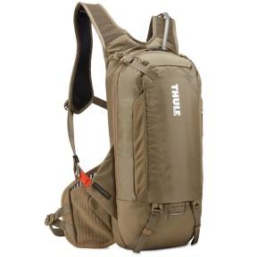 thule рюкзак-гидратор thule rail 12l pro (covert)
