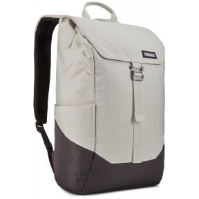 thule рюкзак thule lithos 16l backpack (concrete/black)