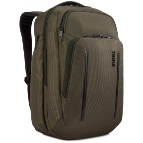 thule рюкзак thule crossover 2 backpack 30l (forest night)