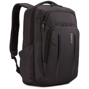 thule рюкзак thule crossover 2 backpack 20l (black)