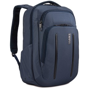 thule рюкзак thule crossover 2 backpack 20l (dress blue)