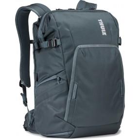 thule рюкзак thule covert dslr backpack 24l (dark slate)