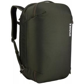 thule рюкзак-наплечная сумка thule subterra convertible carry on (dark forest)