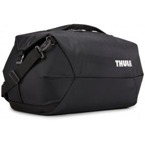 thule дорожная сумка thule subterra weekender duffel 45l (black)
