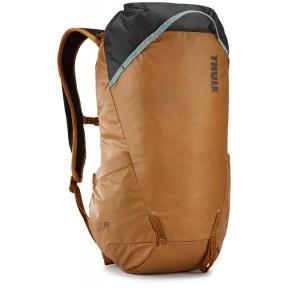thule походный рюкзак thule stir 20l (wood thrush)