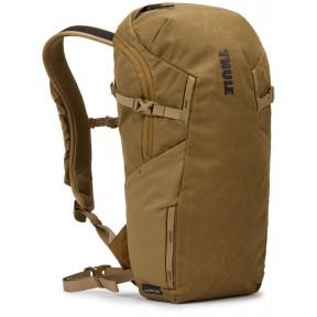 thule походный рюкзак thule alltrail-x 15l (nutria)