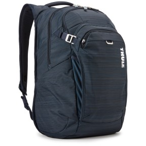 thule рюкзак thule construct backpack 24l (carbon blue)