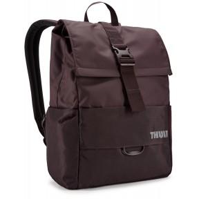 thule рюкзак thule departer 23l (blackest purple)